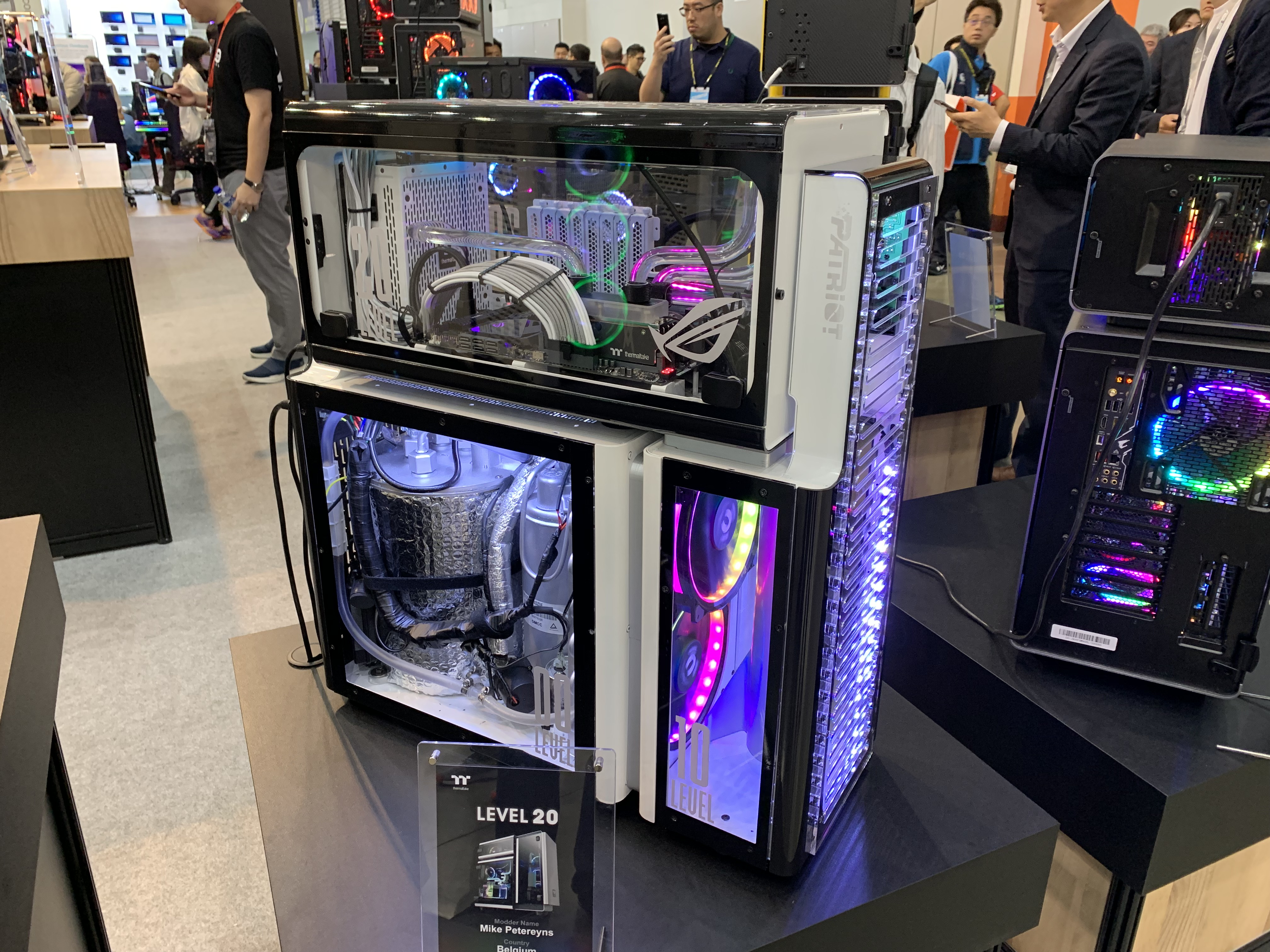 Computex 2019 Down Onto Ces 2020 We Go Tenfold Global